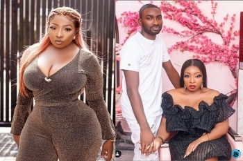 'Thank God I never listened to them' Actress Anita Joseph and her husband celebrate 4 years of being together